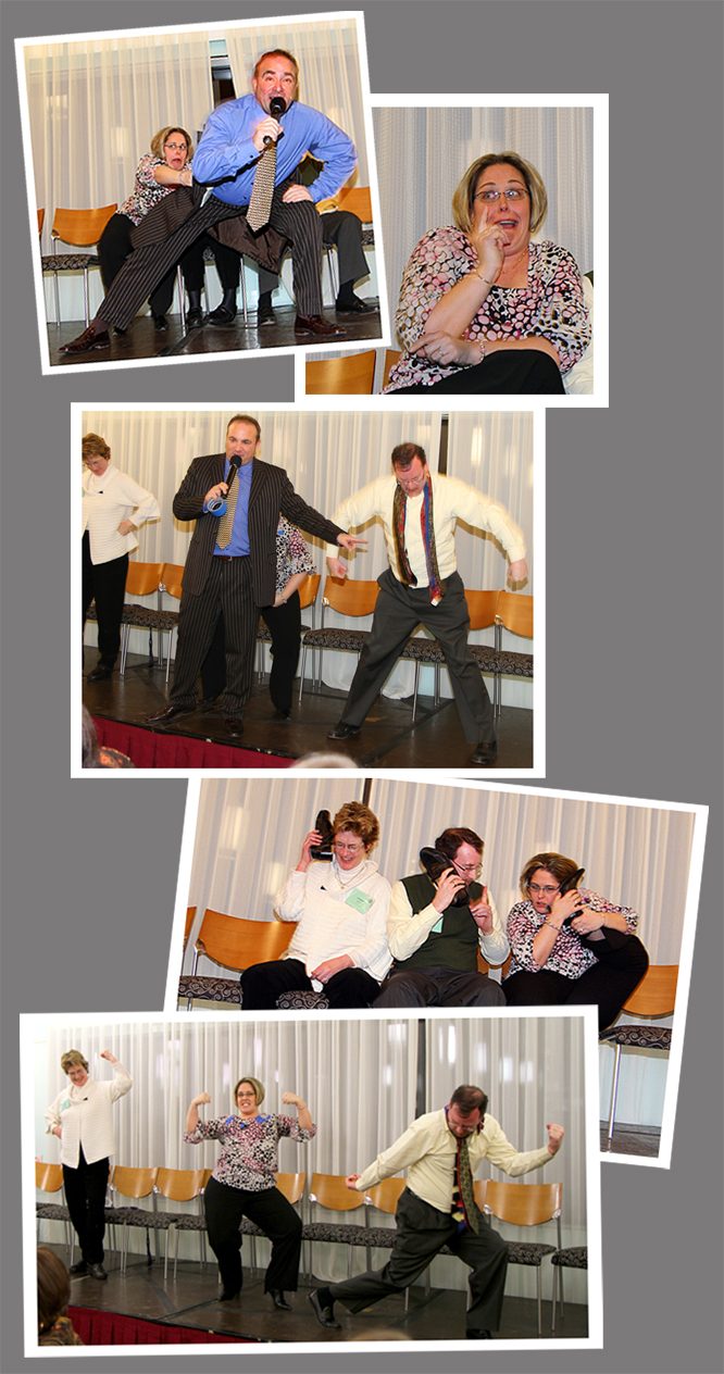 Funny Corporate Hypnotist for Events and Custom Meetings